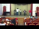 Финский танец - Прорыв 2011 (репетиция)